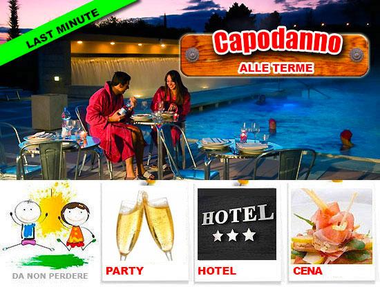 Capodanno 2017 alle terme hotel cenone veglione for Capodanno last minute