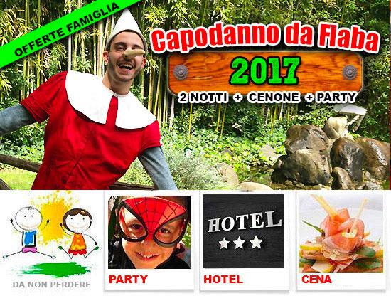 Idee per capodanno 2017 con veglione hotel cenone party for Idee per capodanno italia