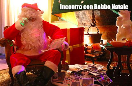 Party Babbo Natale Experience Montecatini Terme