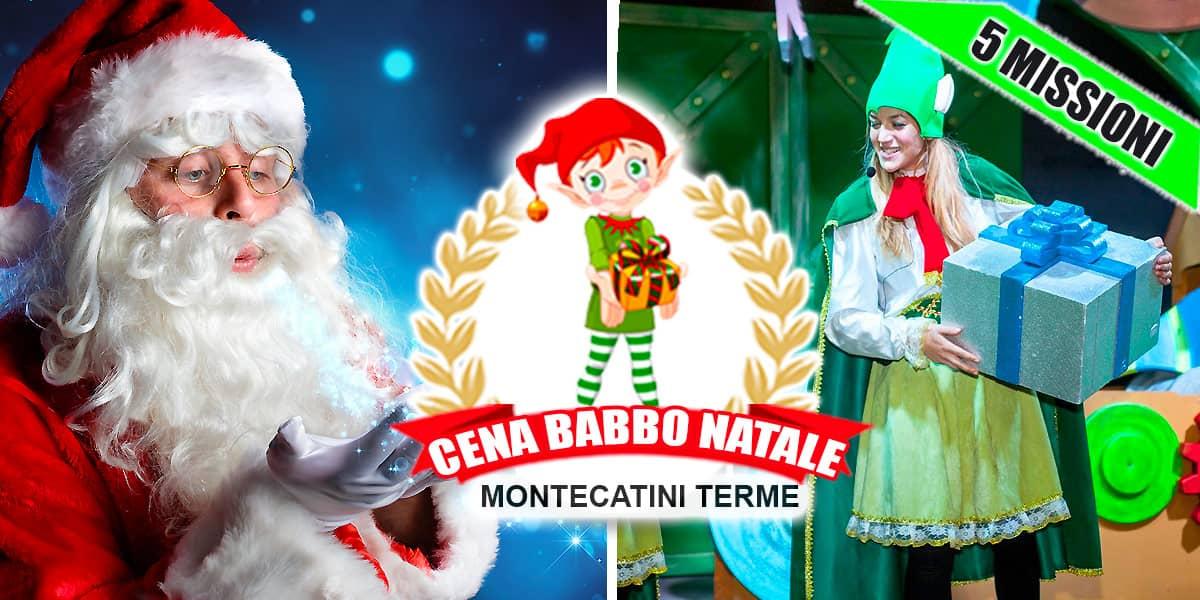 Babbo Natale 2019 Montecatini Terme