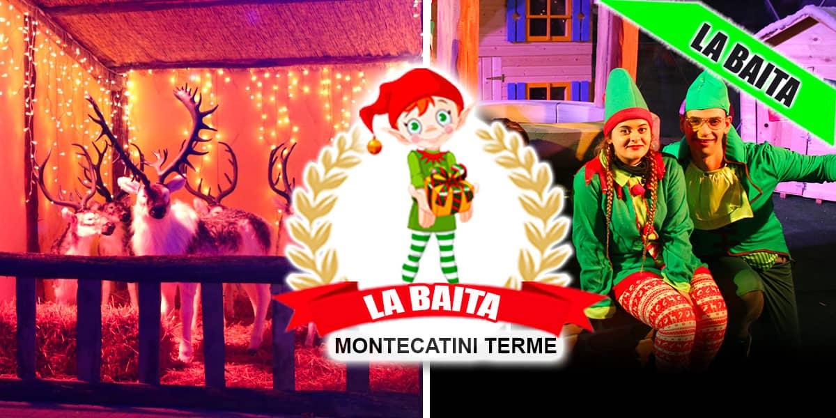 Montecatini Villaggio Babbo Natale.Villaggio Di Babbo Natale 2019 A Montecatini Terme Toscana