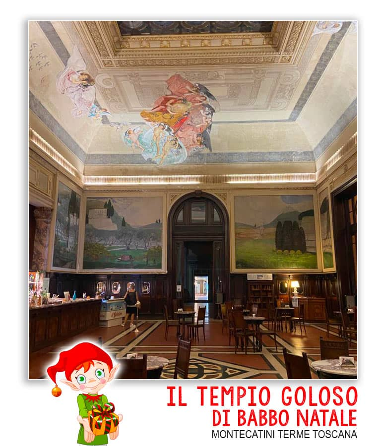 Babbo Natale Montecatini Terme edizione 2020