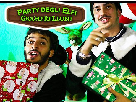 Party Elfi Giocherelloni!