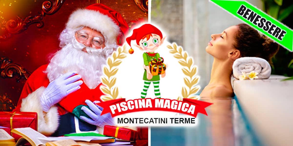 Babbo Natale missione Nasino Protetto