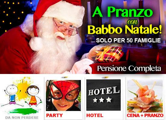 Babbo Natale 50.Pranzo Con Babbo Natale Montecatini Terme 2019